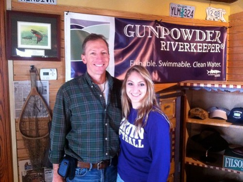 Gunpowder RIVERKEEPER Volunteers