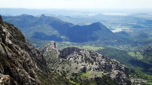 Salto del Cabrero desde el Coarzagal