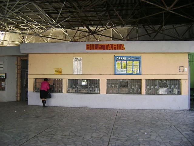 Tirana train station
