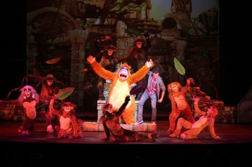 Jungle Book - Wishes stage show