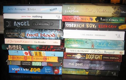 The original book selection