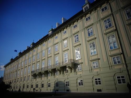 Wien, 1. Bezirk, Art of Facades of Vienna (Hofburg), Leopoldinischer Trakt