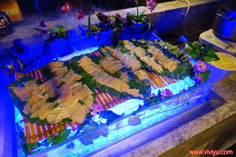 Buffet,吃到飽,品花苑自助式餐廳,新北市美食,新莊美食,晶冠廣場 @VIVIYU小世界