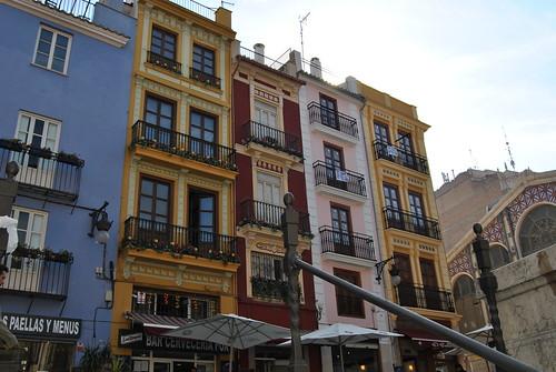 edificios Calle Palafox