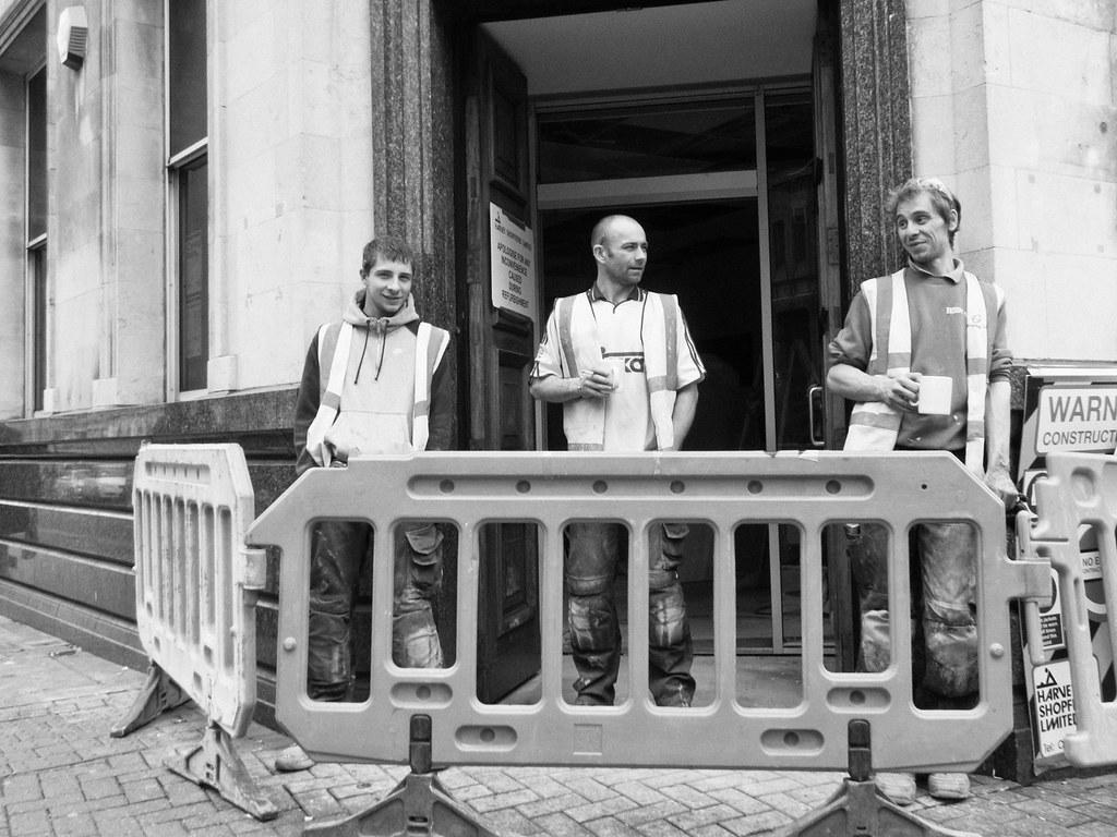 Builders Tea- Birmingham 2012