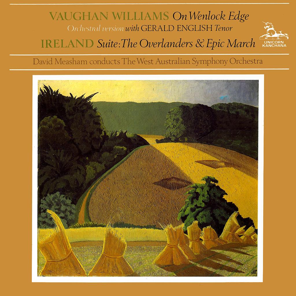 Ralph Vaughan Williams - On Wenlock Edge