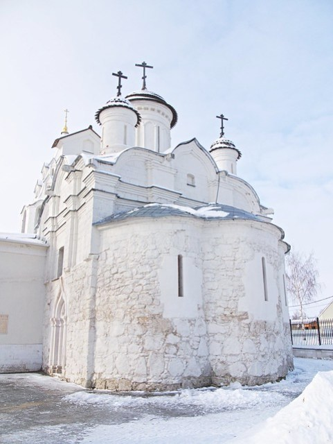 Church of the Conception of St. John the Forerunner in Gorodishche, Kolomna