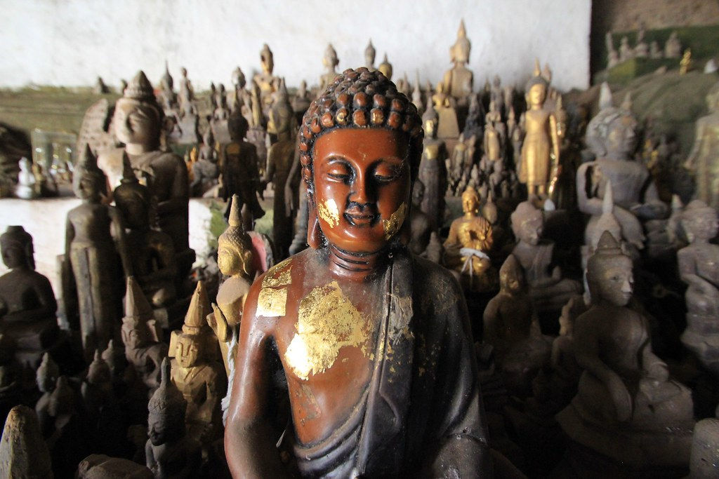 Cave Temple- Laos