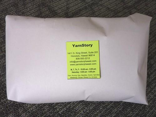 yarn story