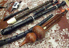 John Sampson's instruments