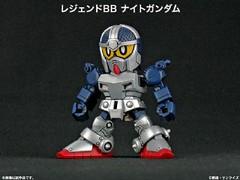 Bandai SD BB 370 Legend Knight Gundam (Release in 42012) (4)