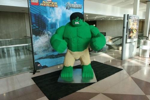 LEGO Toy Fair 2012 - LEGO Booth - 01