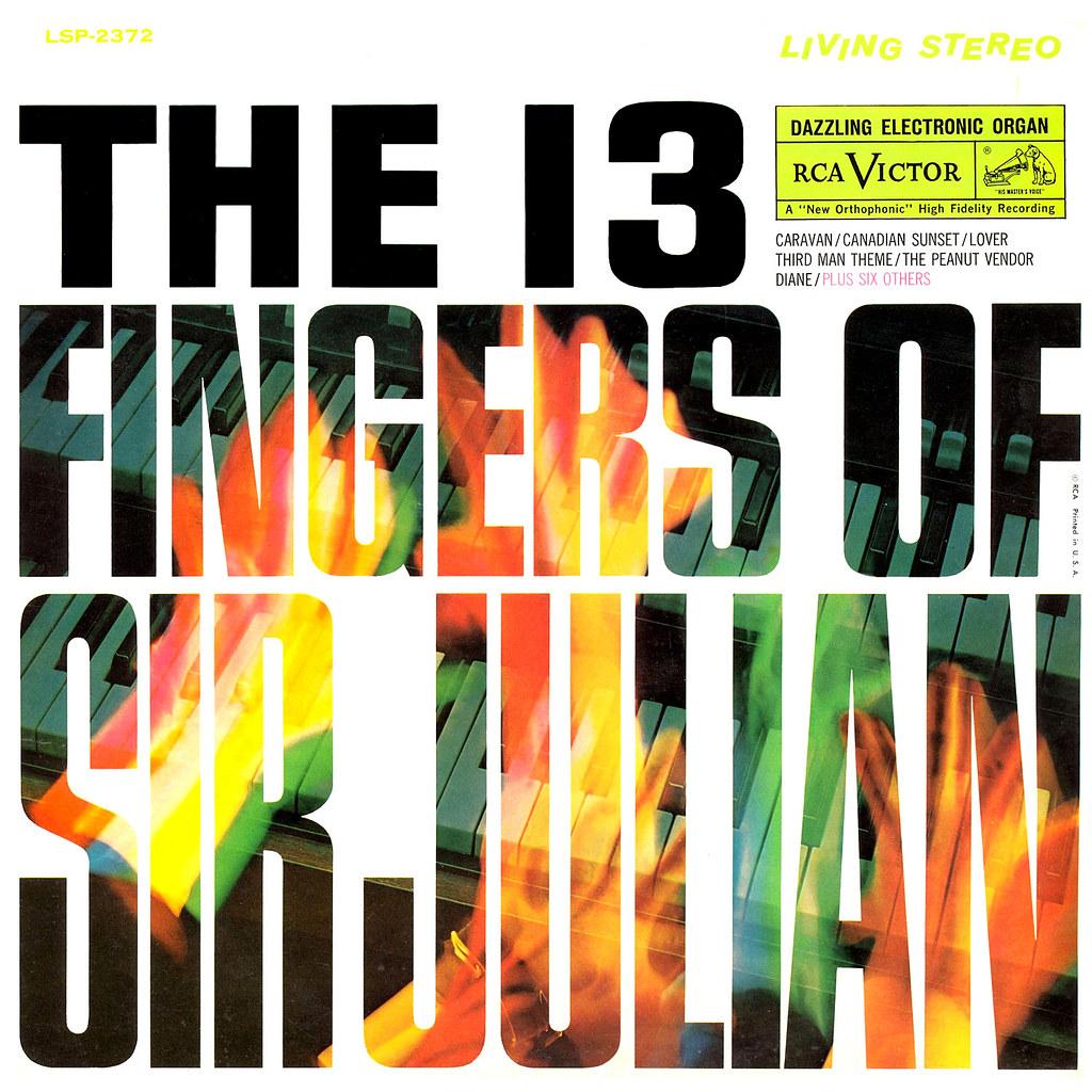 Julian Gould - The Thirteen Fingers of Sir Julian