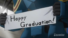 Gundam AGE Episode 18  Battle at the Graduation Ceremony Screenshots Youtube Gundam PH (7)