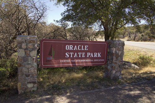 Oracle State Park by SearchNetMedia