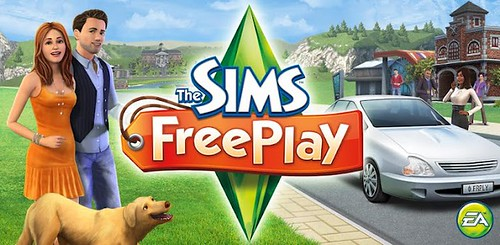 The Sims FreePlay - Available NOW on Android!!!!!