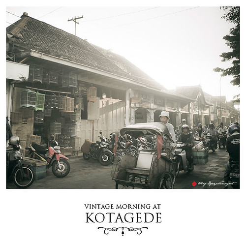 7/52 vintage morning @ kotagede by toing djayadiningrat