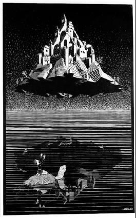 Castilloenelaire_Escher_1928