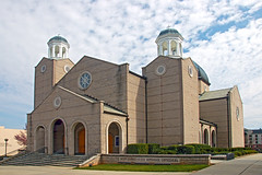 St George Exterior 1