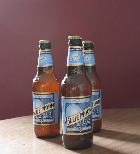 Beer & Boobs; Blue Moon