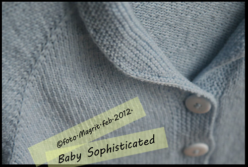 Baby Sophisticated - detail