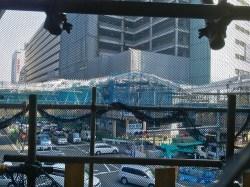 No.34 阿倍野歩道橋を歩く11