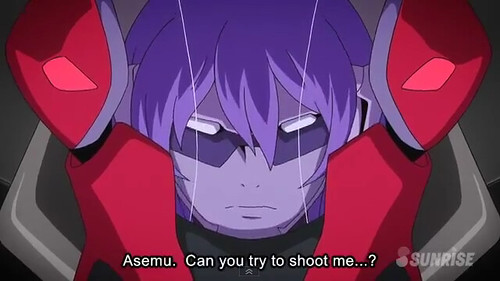 Gundam AGE Episode 20 The Red Mobile Suit Screenshots Youtube Gundam PH (18)