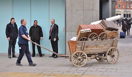 4 Wheels On My Wagon