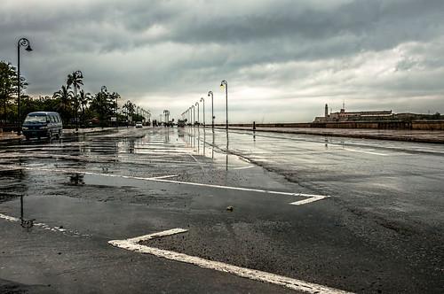 Havana-rain by Rey Cuba