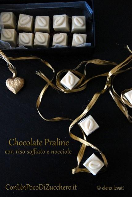 Chocolate Praline 1