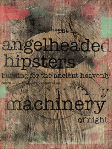 angel headed hipsters
