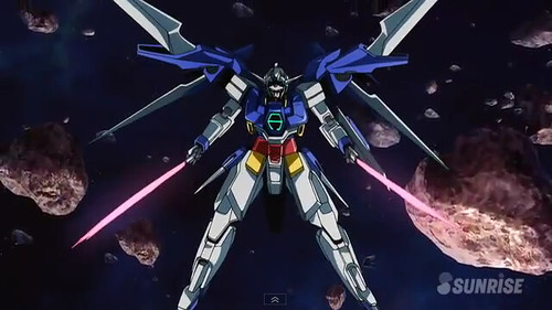 Gundam AGE Episode 20 The Red Mobile Suit Screenshots Youtube Gundam PH (24)