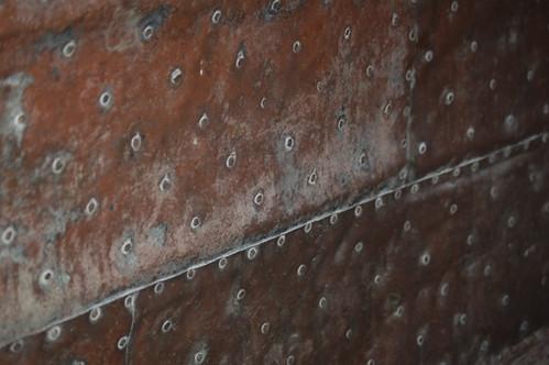 copper sheathing Niantic