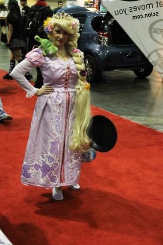 Rapunzel - MegaCon 2012