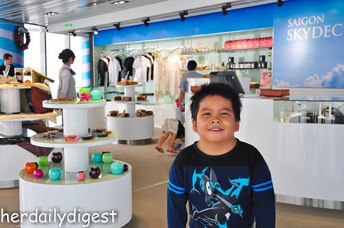 SkyDeck Souvenir Shop