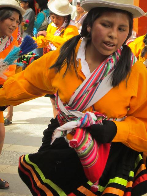 Parties in Peru