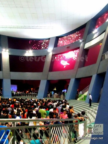 Audience @ SM MOA Music Hall