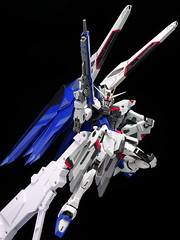 Metal Build Freedom Review 2012 Gundam PH (99)