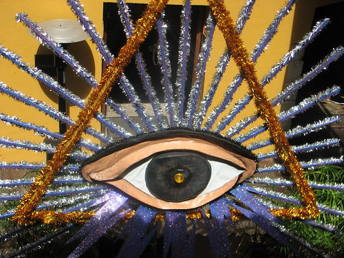 This eye sees with love @ Oaxaca 04.2012