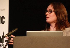 Kelly Richardson speaking at CultureCode Boutique 2012.