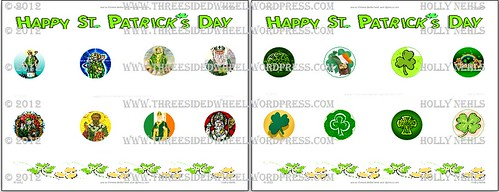 st pat coin covers