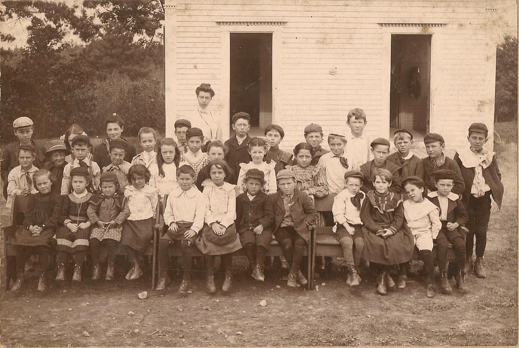 Primary School #4, Hanson, 1903