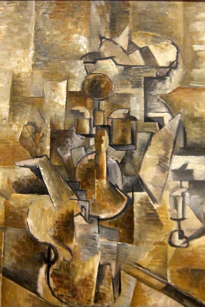 San Francisco Soma Sfmoma Georges Braque S Violin And