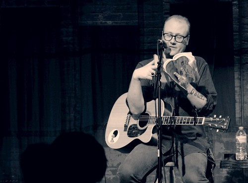 Mike Doughty @ Evanson Space