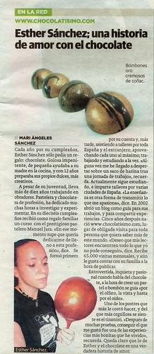 Entrevista Diario Sur Málaga 2012