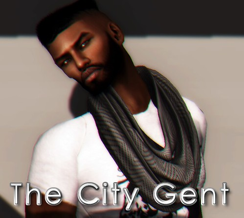 The City Gent - Day look City wear  by Agustin Wonder