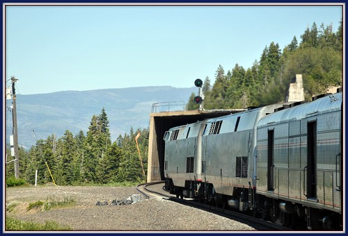 Donner Summit : California zephyr by Loco Steve