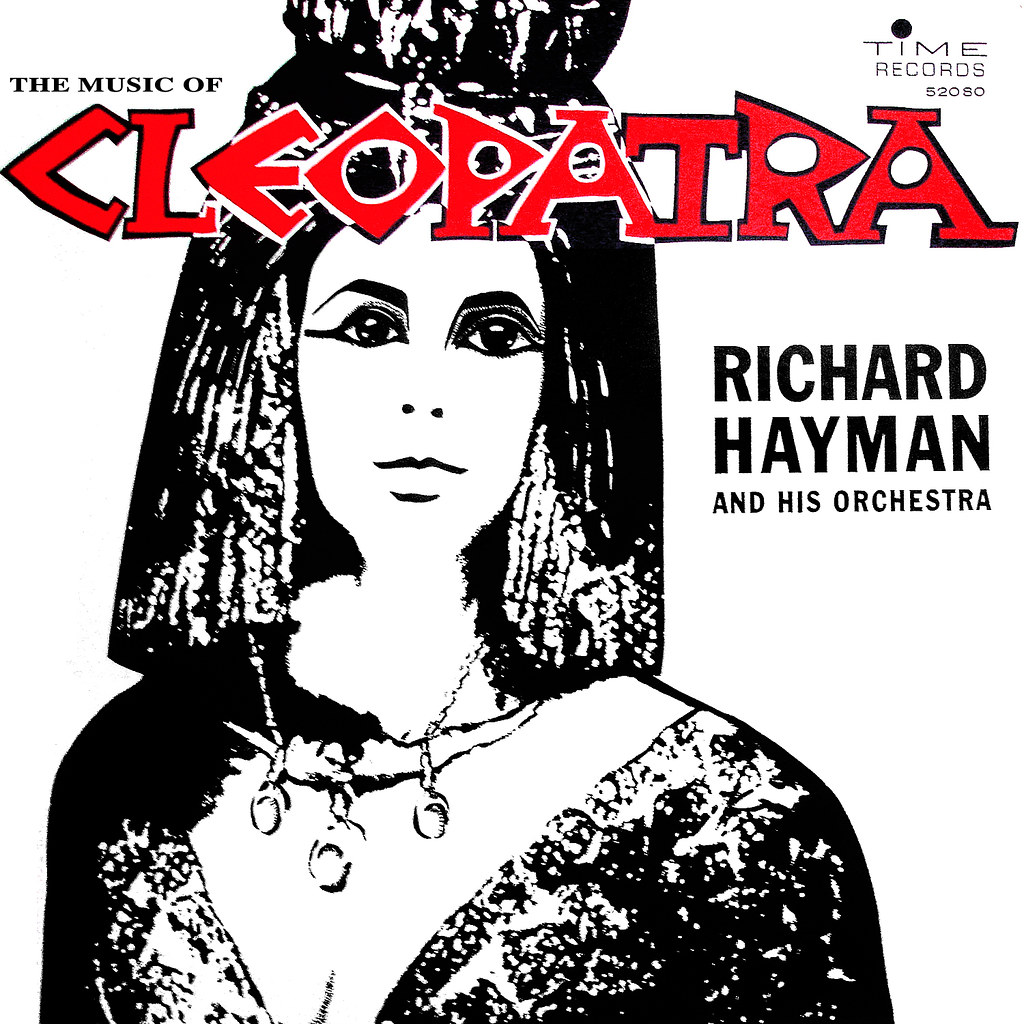 Richard Hayman - The Music of Cleopatra