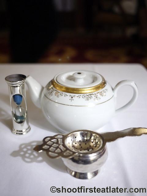 Afternoon Tea at The Willard InterContinental Hotel-9