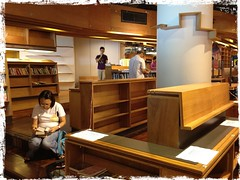 Empty Shelves at Chinese Section, Last Day of PageOne Bookshop at Vivocity